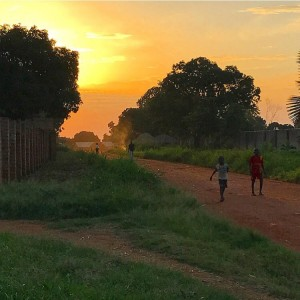 Gulu Sunsets never disappoint